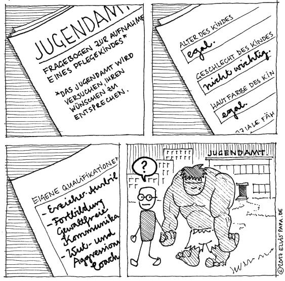 Comic: Wunschkind