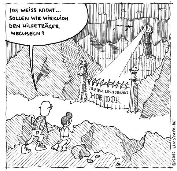 Comic: Mordor