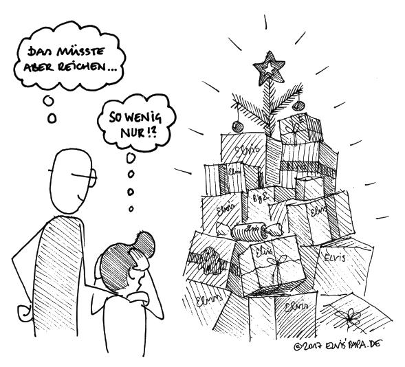 Comic: Weihnachten 2017